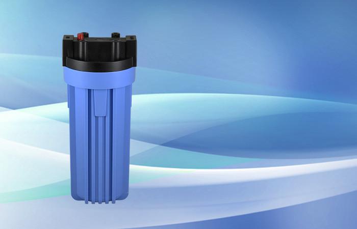 Pentek Standard Filter Housing 10″ Blue Sump 3/4″ w/PR
