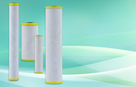 CHLM Carbon Block Filter Cartridges