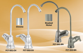 Non Air Gap Drinking Water Faucets