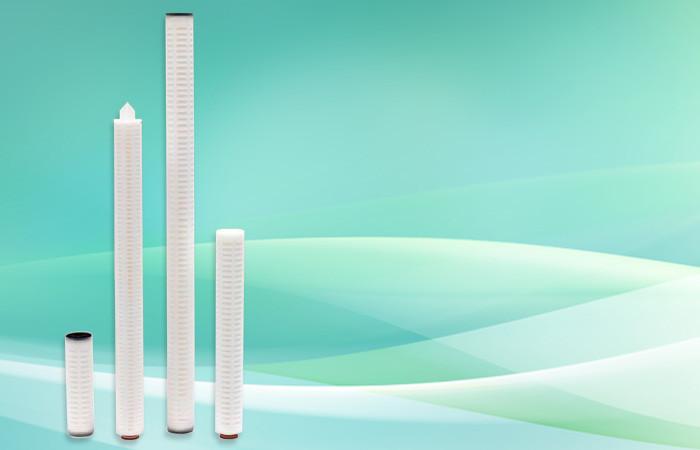 HP-PP Series High Purity Polypropylene Filter Cartridges