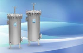 MB Series Stainless Steel Multi-Bag Filter Housings