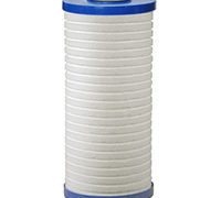 MBGC-45098-05 Grooved Polypropylene Sediment Filter