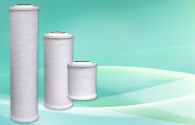 MBJ Series Melt Blown Jumbo Filter Cartridges