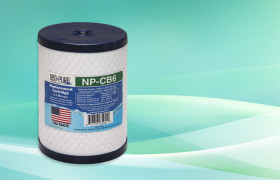 NP-CB6 Aquaversa Compatible Carbon Block Filter Cartridge