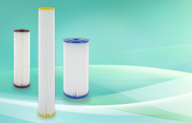 PH Series High Efficiency Pleated Filter Cartridges