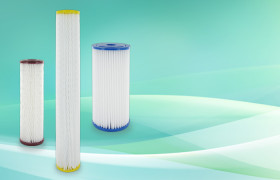 PS Series Standard Efficiency Pleated Filter Cartridges