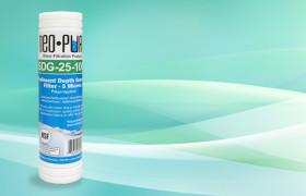 SDG-25-1005 Grooved Polypropylene Sediment Filter