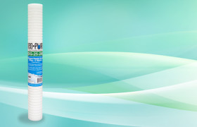 SDG-25-2005 Grooved Polypropylene Sediment Filter