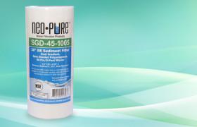 SGD-45-1005 Graded Density Sediment Filter