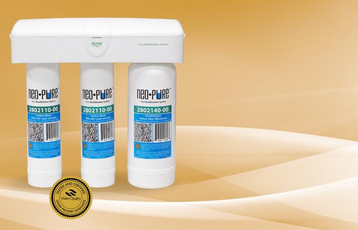 TL3 Ultrafiltration System No Faucet TL3-KITNF