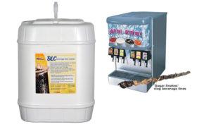 MegaMicrobes Beverage Line Cleaner