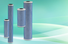 CTOC Cyst Reduction Carbon Block Filter Cartridges