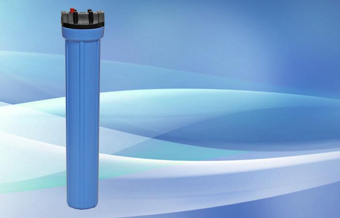 Pentek Standard Water Filter Housing 20″ Blue Sump 3/4″ w/PR