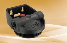 Pentek 3G Black Integrated Bracket Cap w/PR