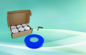 Postfilter Retrofit Kit for SteamPure™ Water Distillers
