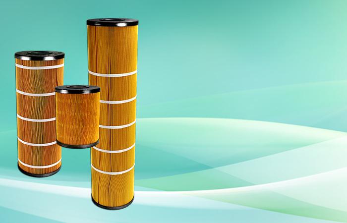 PSJ-M Series High Temperature Jumbo Filter Cartridges