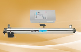 Sterilight SM80 Light Commercial UV System 80 GPM