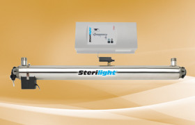 Sterilight SV50 Light Commercial UV System 50 GPM
