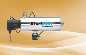 Sterilight Platinum SPV-200 UV System NSF Class A 2.6 GPM